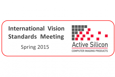 Active Silicon hosts the International Vision Standards Meeting in London.