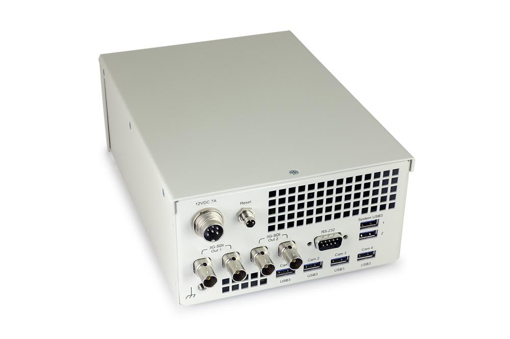 USB3 Vision Processing Unit
