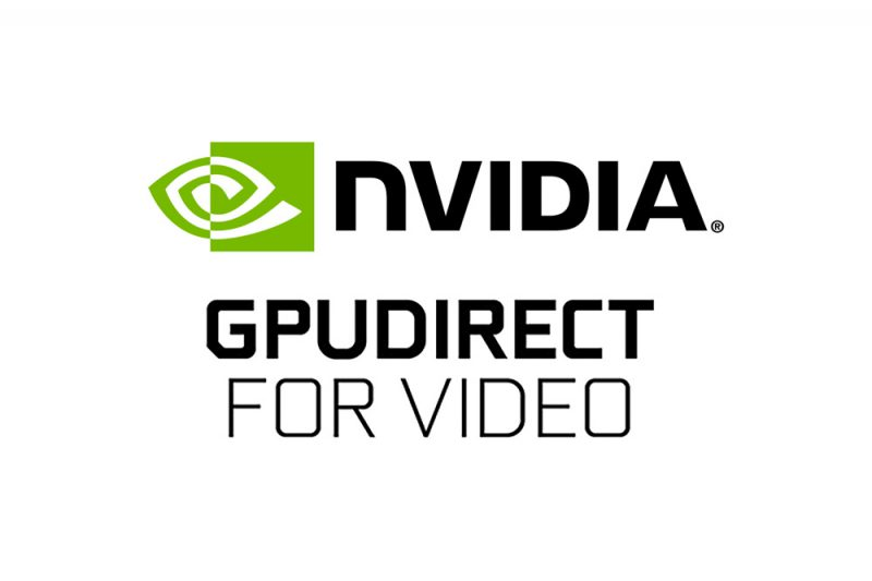 GPUDirect for Video from NVIDIA