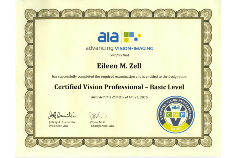 NEWS-Active-Silicon-Eileen-is-certified-vision-professional-June-2016