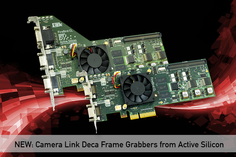 NEWS-Active-Silicon-High-speed-high-resolution-imaging-frame-grabbers-August-2016