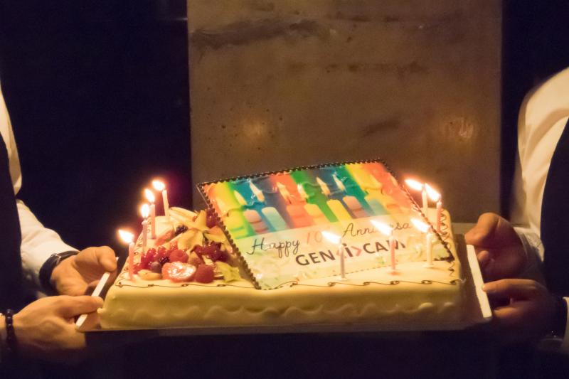 Happy 10th Anniversary GenICam