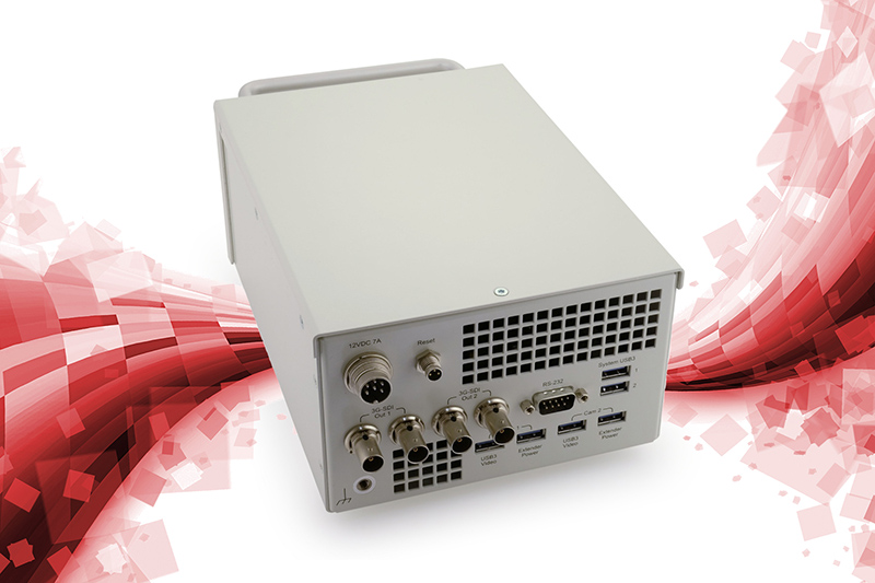 Active Silicon's Vision Processing Unit VPU