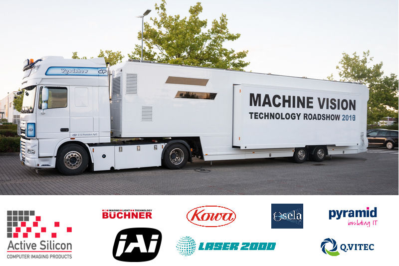 Machine Vision Roadshow 2018