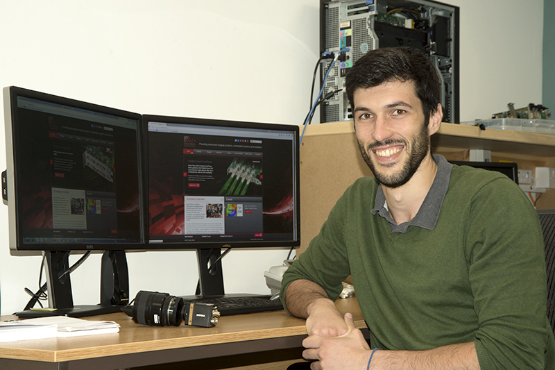 New software engineer strengthens Active Silicon's R&D Resources