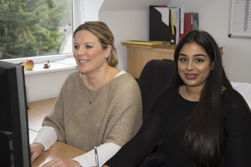 Richa joins the supply chain operation team