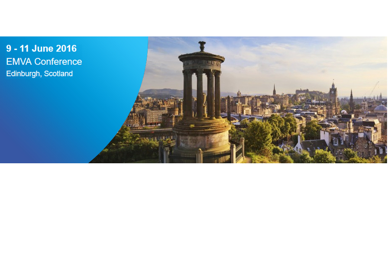 9-11 June EMVA Conference in Edinburgh