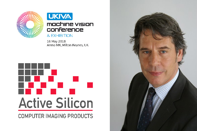 Frans Vermeulen and Active Silicon at the Machine Vision Conference