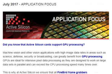 NEWSLETTER-Active-Silicon-MWA-GPU-processing-July-2017