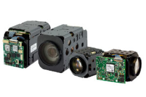 AF-zoom cameras for automation and robotics applications