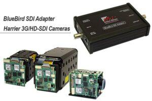 SDI cameras and SDI to HDMI/USB/SDI converter for industrial inspection applications