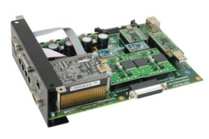 Embedded system custom designed for a gaming application