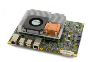 Embedded vision computer