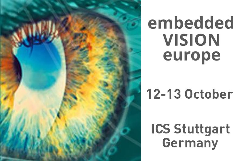 Visit Active Silicon at the new conference Embedded VISION Europe.