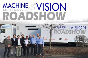 Active Silicon is touring with the Machine Vision Roadshow through Germany