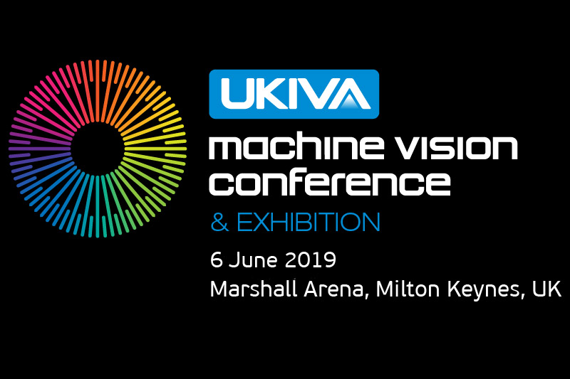 UKIVA machine vision conference in Milton Keynes UK