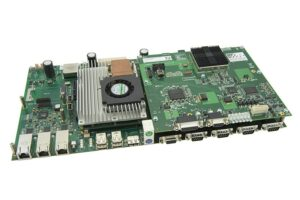 The CM07 COM Express Embedded System is custom designed for a medical application
