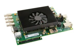 This COM Express embedded computer is the heart of Active Silicon's Vision Processing Unit