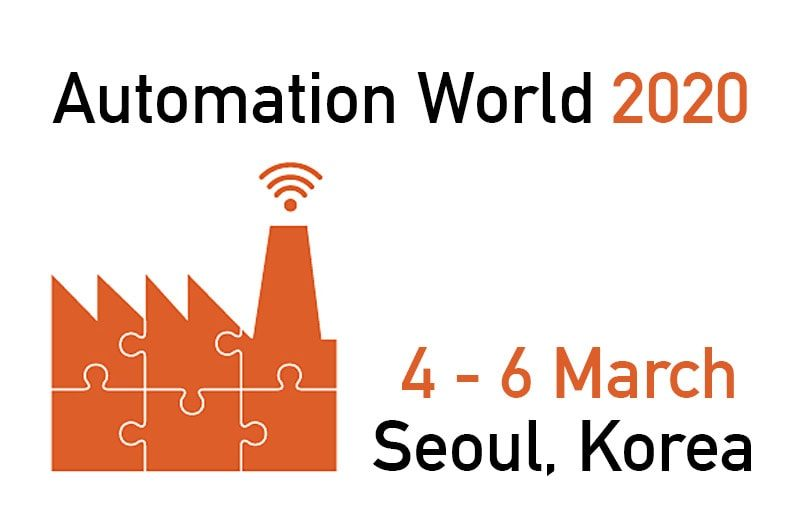 Automation World Korea 2020