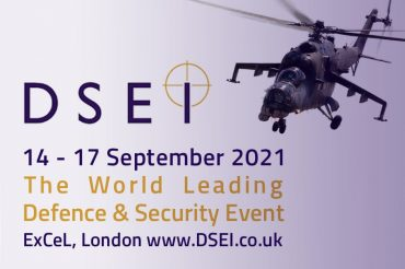 Announcement of the DSEI Show in September 2021