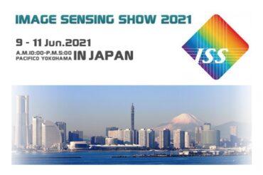 Image Sensing Show - 9-11 June 2021 in Yokohama, Japan