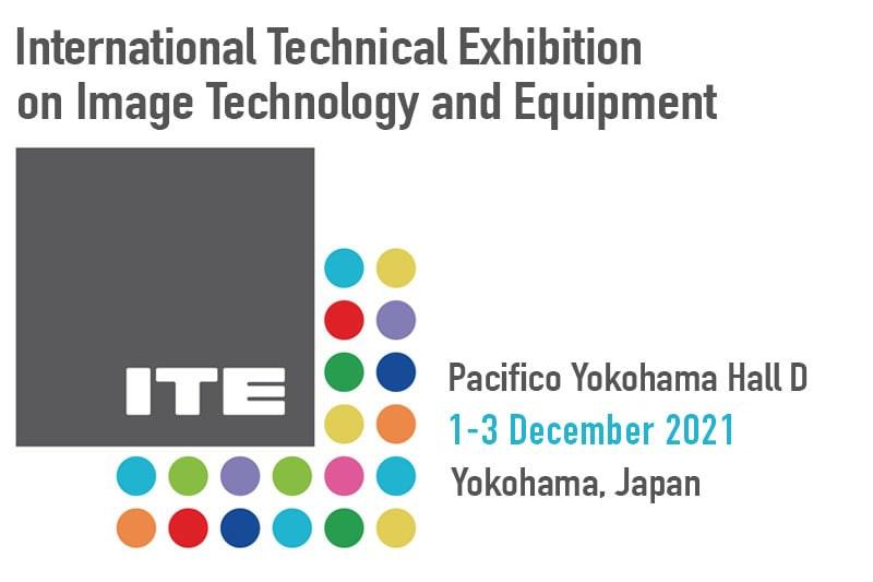 Announcement of the ITE Show 2021 in Yokohama