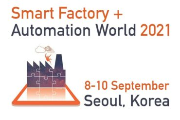 Announcement for the Smart Factory + Automation World 2021 in Seoul, Korea