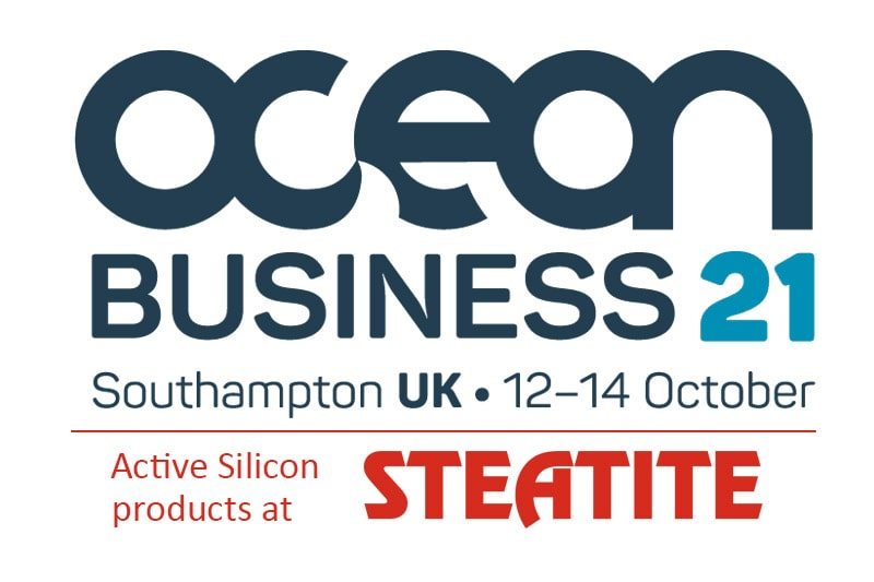 Ocean Business 2021 - visit Steatite at stand A4