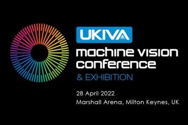 Event announcement - UKIVA Machine Vision Conference April 2022