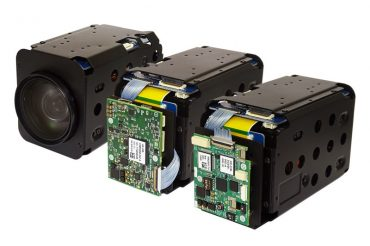 Preview image Harrier 40x AF-zoom camera with LVDS, 3G-SDI or USB/HDMI output options