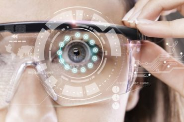 On-device computer vision and AI represented by smart glasses