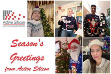 Season's greetings from Active Silicon