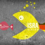 Large fish swallowing small fish, representing ISRA VISION acquiring Photonfocus