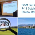 Images representing the International Machine Vision Standards meeting in Stresa, 7-11 October