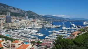 Monte Carlo. Monaco