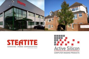 Active Silicon is now part of Steatite within the Solid State plc group - resulting in new capabilities