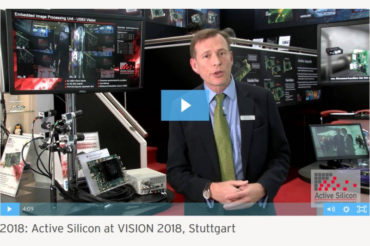 Active Silicon demos embedded vision, GPU Processing, frame grabbers and interface boards