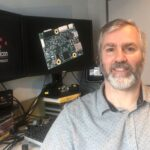 Senior Product Manager working on Harrier developments