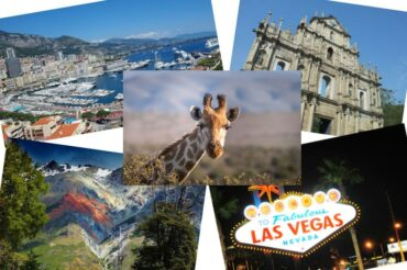 Photos from Monaco, Norway, Argentina, Las Vegas and South Africa