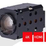 New Active Silicon Harrier 18x AF-zoom 4K camera HDMI