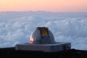 Subaru telescope, Hawaii