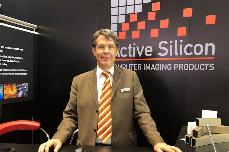 Active Silicon's Head of Sales and Marketing