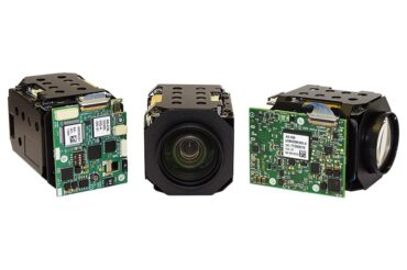 news photo - Harrier 10x AF-Zoom Camera with LVDS, HDMI, USB or 3G-SDI output