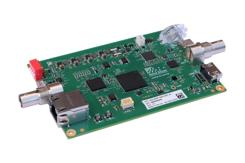 BlueBird SDI Adapter product launch