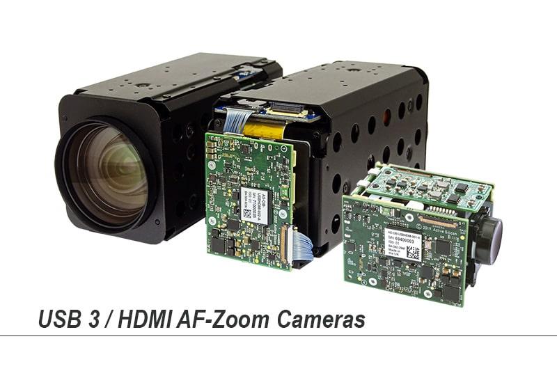 Harrier USB/HDMI AF-Zoom Cameras