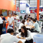 Optiger exhibition booth, one of Active Silicon's distributors at the China Vision Show