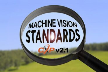 Looking through a magnifying glass we see the new Machine Vision Standard release CoaXPress 2.1
