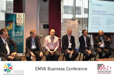 Panelists at the EMVA Business Conference