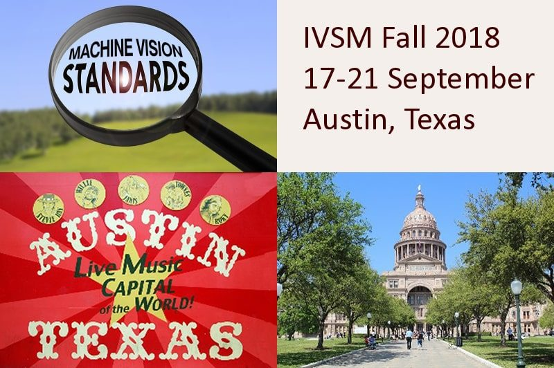 IVSM Machine Vision Standards Fall 2018 meeting Austin, Texas, Active Silicon