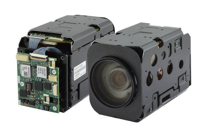 Product photo 3G-SDI Autofocus-Zoom Block Camera with Sony FCB EV7520A
